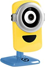 Despicable Me 3 - Minion Cam Hd Wi-Fi Surveillance Camera with Night Vision and 2-Way Talk, Yellow/Blue (MinionCam)
