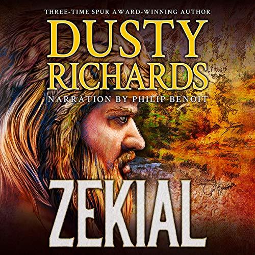Zekial audiobook cover art