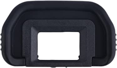 NewIncorrupt In Voorraad Zwart 50mm x 30mm 15 stks Rubber Oogschelp Oculair EB voor Canon EOS 10D 20D 30D 40D 50D 60D 550D