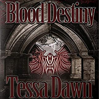 Blood Destiny: Blood Curse Series book 1                   By:                                                                                                                                 Tessa Dawn                               Narrated by:                                                                                                                                 Eric Dove                      Length: 12 hrs and 5 mins     1,358 ratings     Overall 3.9