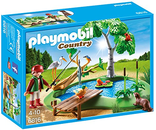 Playmobil 6816 - Angelteich