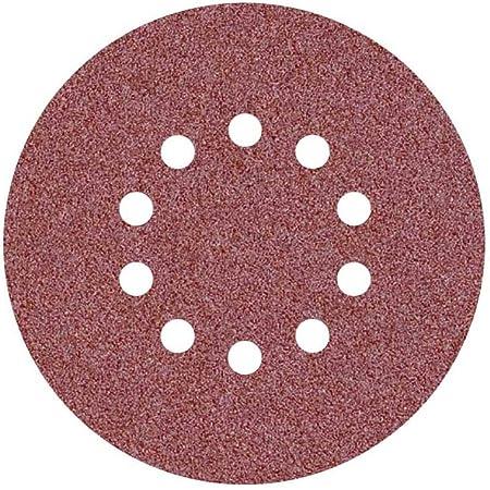 25 x Schleifpapier Schleifscheiben 225 mm für Trockenbauschleifer Körnung 40-180