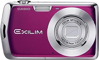 Casio EXILIM EX-Z1 PE digitale camera (10 megapixels, 3-voudige optische zoom, 6,9 cm (2,7 inch) display) violet
