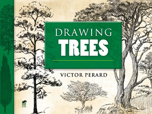 Drawing Trees (Dover Art Instruction) (English Edition)