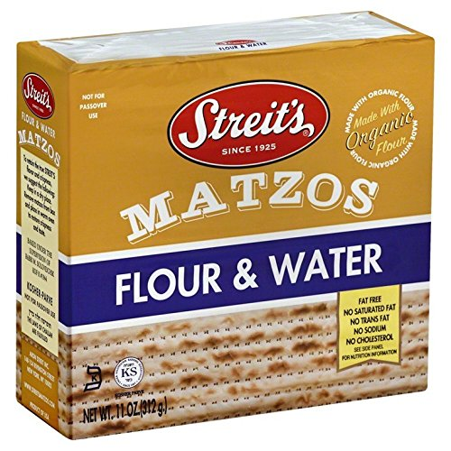 Sales of Ranking TOP9 SALE items from new works Streits Matzo Flour Org Water