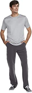 Body Intelligence Apparel Men's Sport Scrub Pant - Graphite