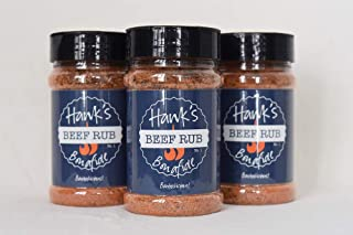 Hank's Bonafide Beef Rub