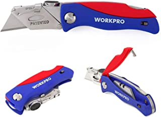 Best folding utility knife with blade storage Reviews