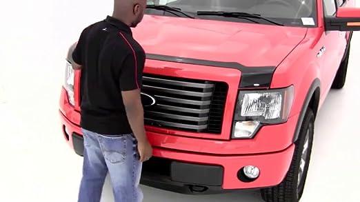 Protection de capot//D/éflecteurs de capot Protector Hood Deflectors//Front Deflectors for Ford Fiesta 2008/—2015