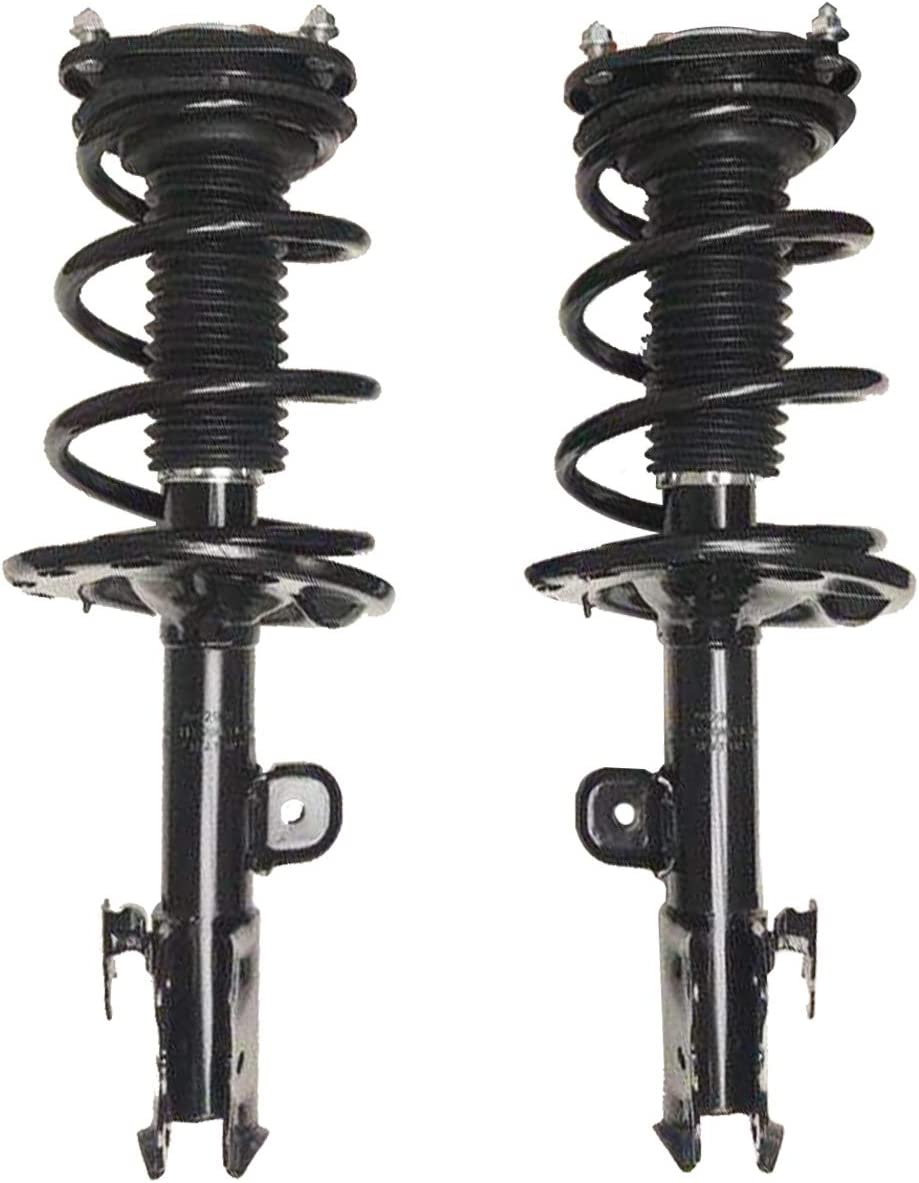 alxiang Pair Set of 2 Front Complete Strut Ranking TOP19 Max 86% OFF Side Shock Left+Right