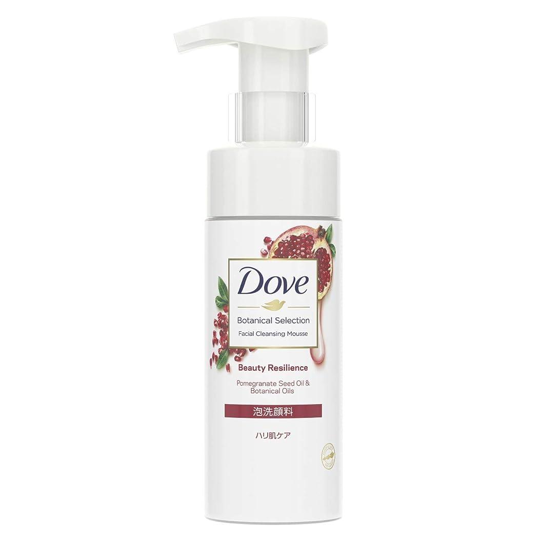 シェトランド諸島耐えられる代表Dove(ダヴ) ダヴ ボタニカルセレクション ビューティーレジリエンス 泡洗顔料 145mL
