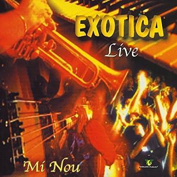 Mi nou (Live)