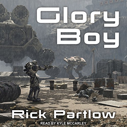 Glory Boy audiobook cover art