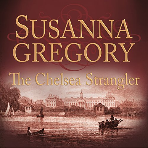 The Chelsea Strangler audiobook cover art