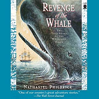 Revenge of the Whale audiobook cover art