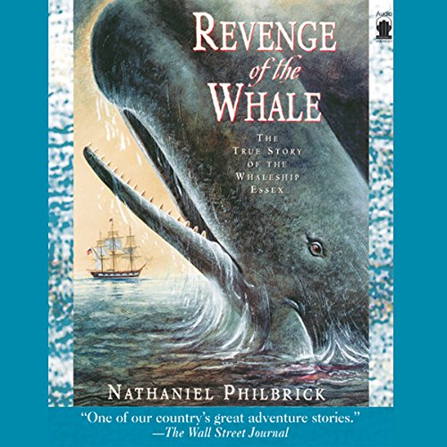 Revenge of the Whale cover art