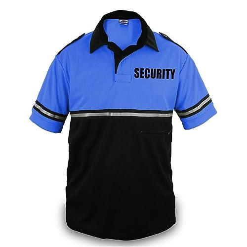 5c9838e20ef0c Security Polo Shirts: Amazon.com