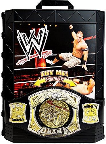 WWE Action Figure Case