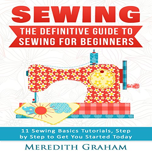 Sewing, 2nd Edition audiobook cover art
