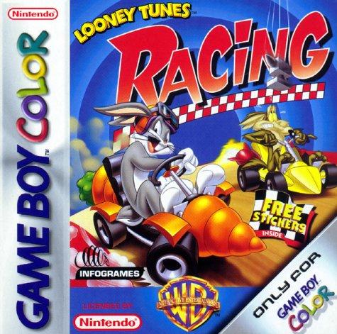 GameBoy Color - Looney Tunes Racing