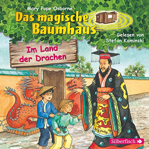 Im Land der Drachen audiobook cover art