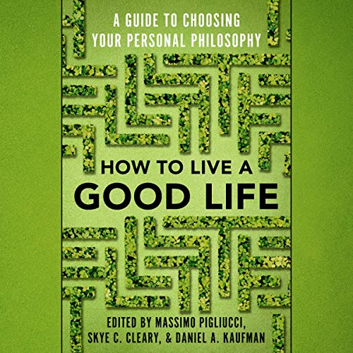 How to Live a Good Life cover art