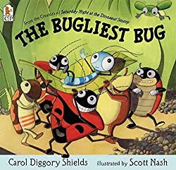 The Buggliest Bug Children's Book