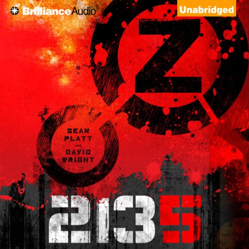 Z 2135 audiobook cover art