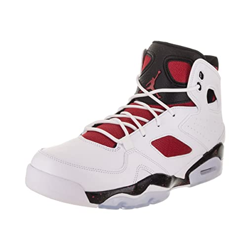 competitive price 3ab0d dd80b Jordans Black and Red: Amazon.com