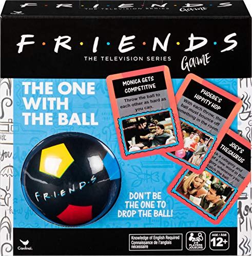 Friends: The One With The Ball Party Game  $7.99 at Amazon