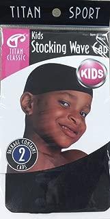 Titan Classic Kids Stocking Wave Cap - Pack of 2