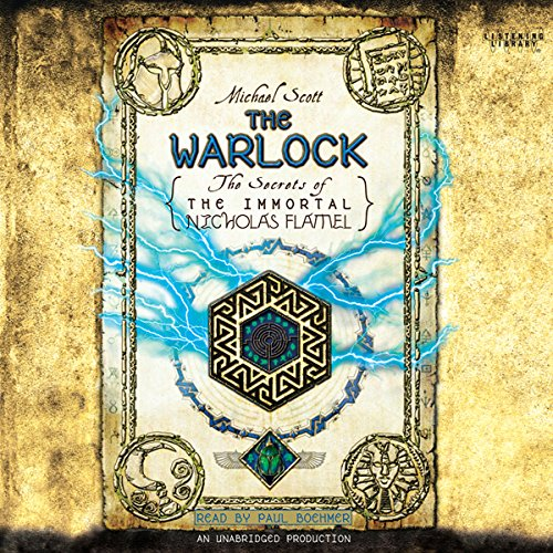 The Warlock audiobook cover art