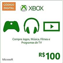 Cartão Presente - R$30.00 - Xbox