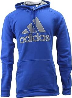 Men's Essential Cotton Fleece Logo Pullover