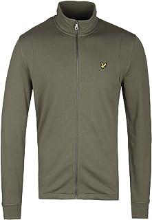 Lyle & Scott Men's Lightweight Funnel Neck Regular Fit Jacket