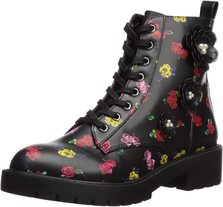 Betsey Johnson Dash Dash Dash Woherrar Boot  fabriks direktförsäljning
