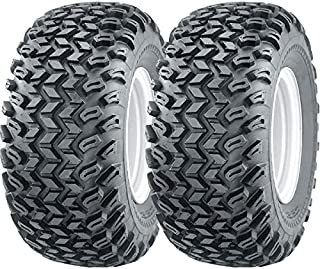 22x11-8 P334 4-PLY GOLF CART OCELOT TIRES (SET OF 2)