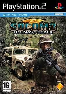 SOCOM 3: U.S. Navy Seals - PS2