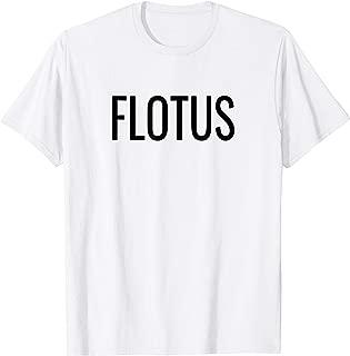 Funny Mr President Donald Trump Melania Costume FLOTUS T-Shirt