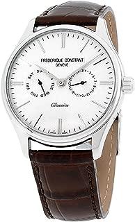 Frederique Constant Classics Quartz Movement White Dial Men's Watch FC-259BRST5B6