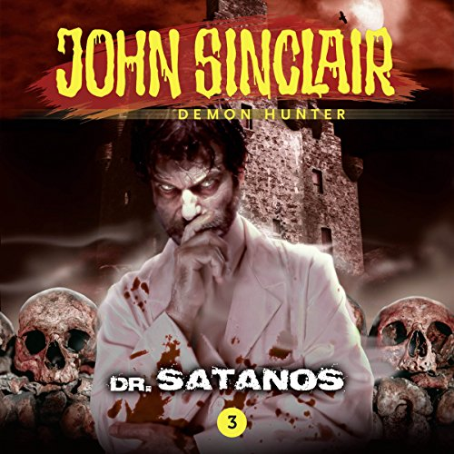 Dr. Satanos audiobook cover art