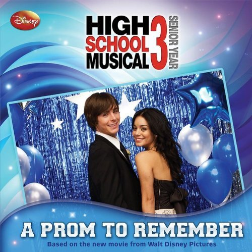 Disney High School Musical 3 #2: A Prom to Remember (Disney High School Musical 3: 8x8) by Sarah Nathan (2-Sep-2008) Paperback