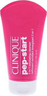 Clinique Pep-Start 2-in-1 Exfoliating Cleanser, 4.2 Ounce