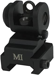 Midwest Industries Rear Flip-Up AR Series Sights