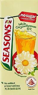Seasons Chrysanthemum Tea No Sugar, 250ml, (Pack of 24)