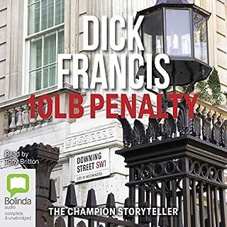10-lb Penalty audiobook cover art