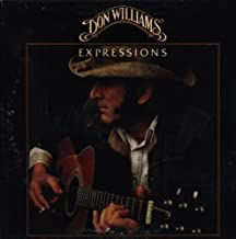 Don Williams (2) - Expressions - ABC Records - 9022-1069 - Canada - - Very Good Plus (VG+)/Very Good Plus (VG+) - LP, Album