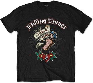 ROLLING STONES ローリングストーンズ Miss You/Tシャツ/メンズ 【公式/オフィシャル】