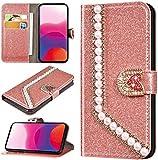 Robinsoni Custodia Compatibile con Samsung Galaxy Note 9 Cover Libretto Magnetica Cover Po...