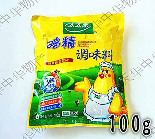 太太楽鶏精 中華調味料(チキンパウダー) 丸鶏ガラスープ 人気調味料 100g 【中華食材】